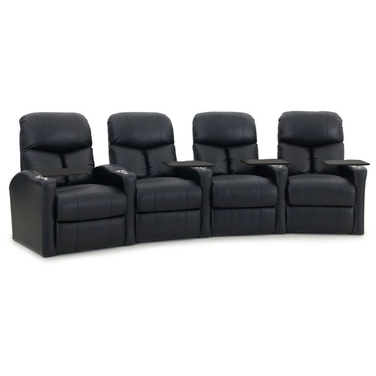 Octane Bolt XS400 Curved/ Power Recline/ Premium Home Theater Seating