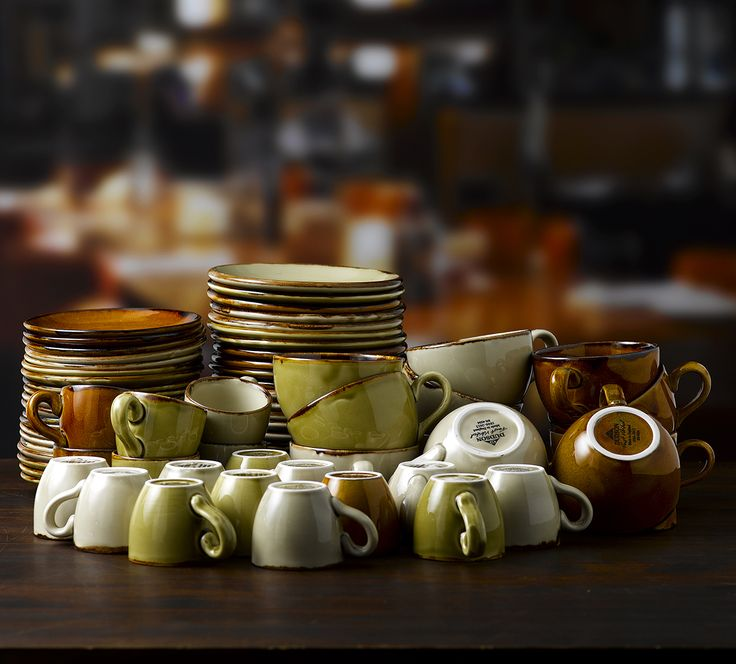 New items in Harvest include cups, saucers and new bowl shapes. bit.ly/1RsN7WE