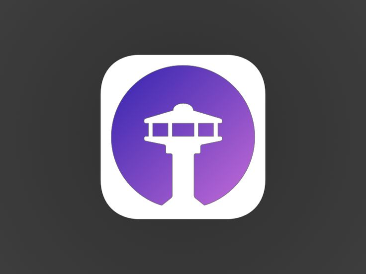 Watchtower App Icon