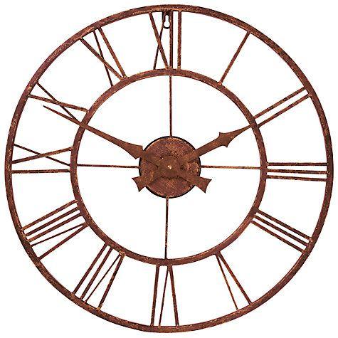 best 25 outdoor clock ideas on pinterest victorian. Black Bedroom Furniture Sets. Home Design Ideas