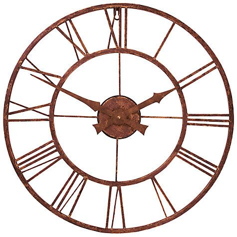 Buy Lascelles Outdoor Clock Online at johnlewis.com
