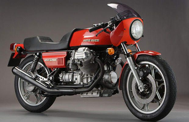 49. Moto Guzzi Le Mans - The 50 Greatest Motorcycles of All Time | Complex