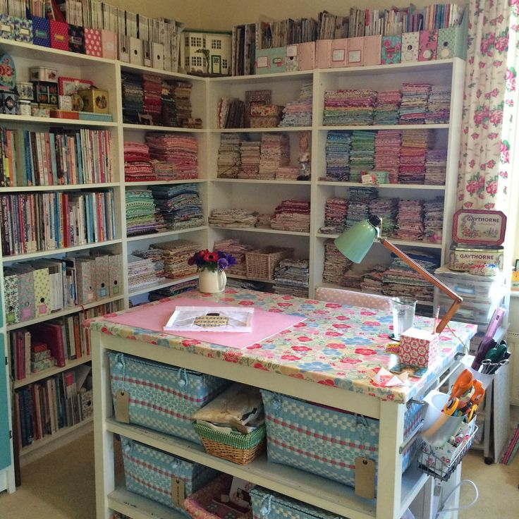 HenHouse - dream sewing room