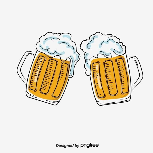 Beer Cheers Beer Clipart Beer Cheers Png And Vector With Transparent Background For Free Download Beer Tattoos Beer Drawing Beer Cheers