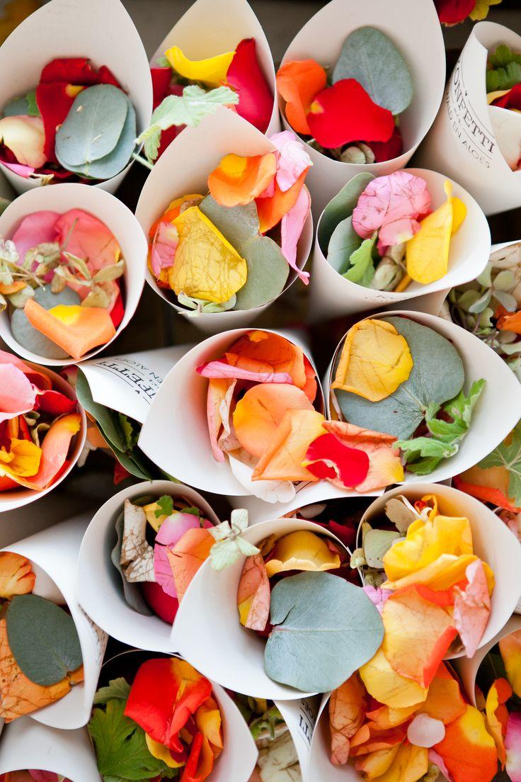 Colourful confetti, wedding of Dewald & Aloës >3