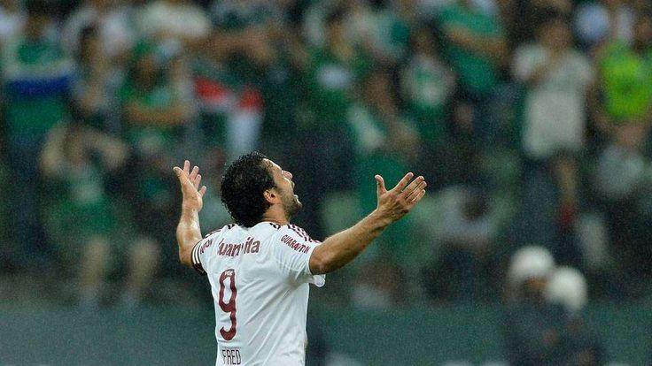 Fred Fluminense - Mauro Horita/Gazeta Press
