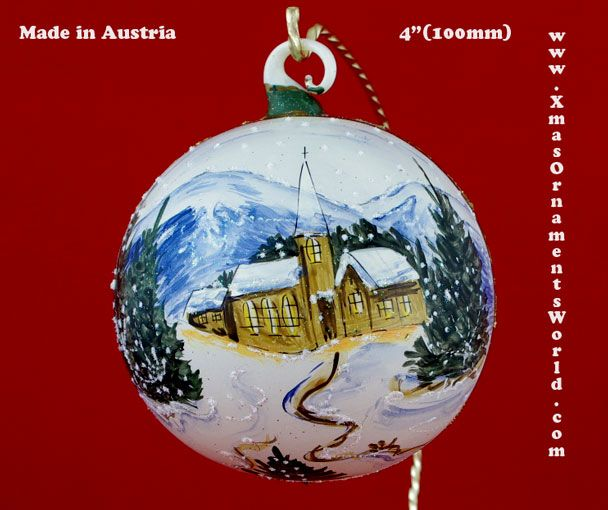 1000  images about made in austria glass christmas tree