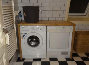 ombouw wasmachine nieuw