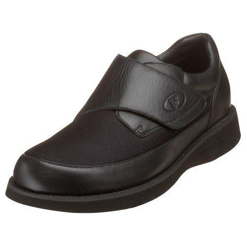 Propet Men's Pedwalker 15 Slip-On,Black,10 M (US Men's 10 D) Propét,http://www.amazon.com/dp/B000BW3SYW/ref=cm_sw_r_pi_dp_S0gntb15FT7XME7P