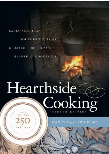 126 best images about colonial hearth cooking on pinterest - Early american cuisine ...