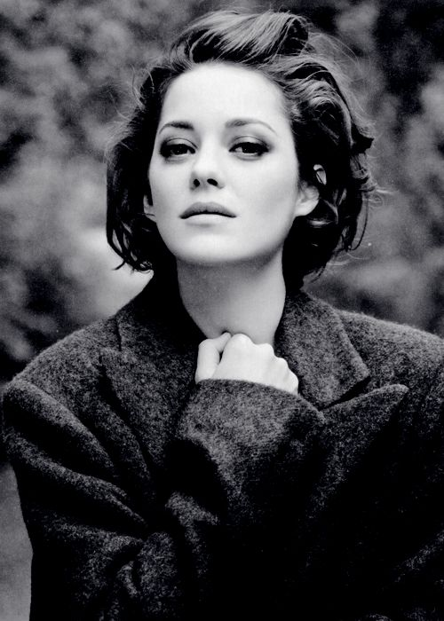Marion Cotillard. great actress                                                                                                                                                                                 Plus