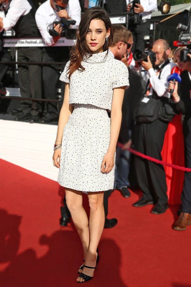 Astrid Berges-Frisbey and other fashionistas make the best dressed list of 2014.