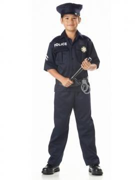 Police Officer Kids Costume  sc 1 st  Pinterest & 19 best Popular Boys Costumes images on Pinterest | Baby costumes ...
