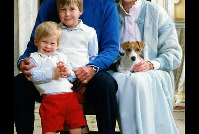 """I want my boys to have an understanding of people's emotions, their insecurities, people's distress, and their hopes and dreams."" Princess Diana."
