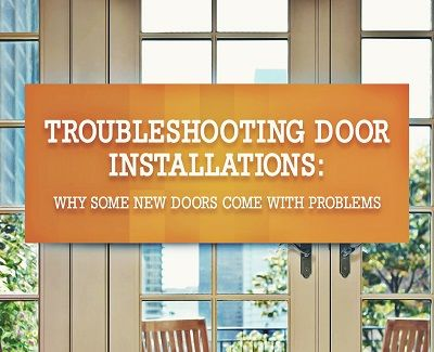 Troubleshooting Door Installations: Why Some New Doors Come With Problems - http://www.kravelv.com/troubleshooting-door-installations-why-some-new-doors-come-with-problems/