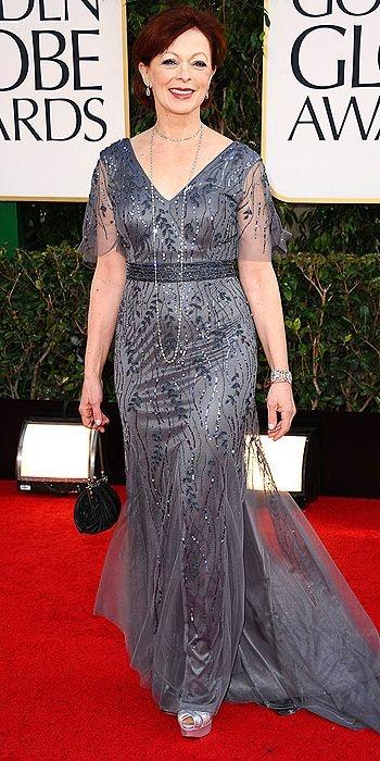 Golden Globes - Frances Fisher