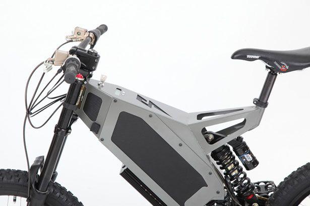 Stealth Electric Bikes - The Bomber: Bikes Usa, Electric Stealth, Electric Bikes, 4 5Kw Electrical, Electric Bicycles, Battery Electric, Bomber, Cars Bikes