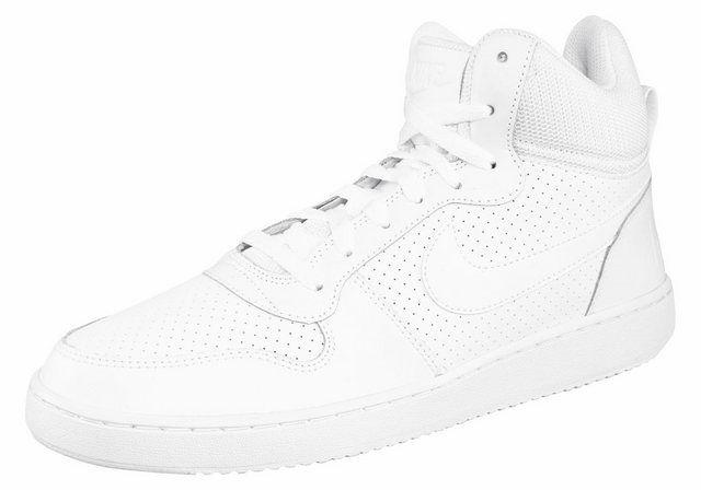 Nike Sportswear »Court Borough Mid« Sneaker, Atmungsaktives