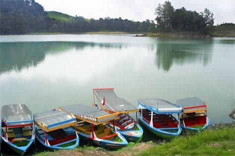 Bandung-Ciwidey-Situ Patenggang