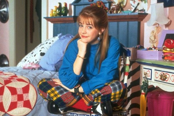 30 programas de televisión que todos recordamos - Clarissa explains it all