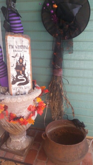 Witch corner
