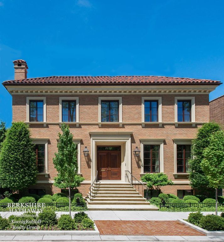 Kanye West Kim Kardashians New Digs In Chicago Only 12m Real Estate Chicago Park Homes
