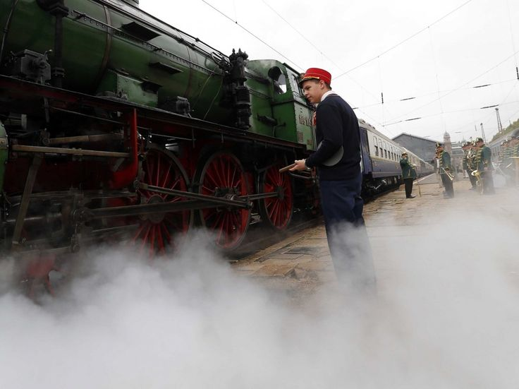 Budapest | A new #luxurytrain that runs from Hungary's capital of #Budapest to #Iran's capital of Tehran made its first trip on Wednesday. read more https://www.facebook.com/BudapestPocketGuide #Travel2Budapest #MyBudapest #TravelToIran