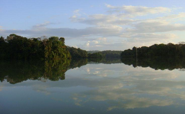 Gatun Lake Panama   Costa Rica and Panama Voyager