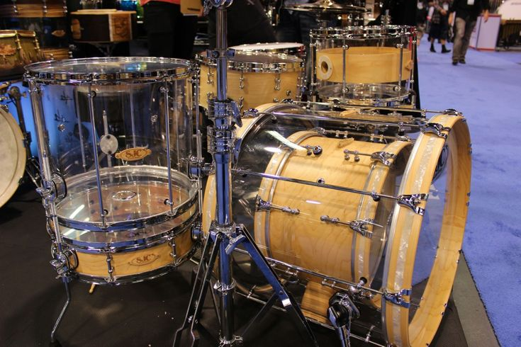 custom drums & percussion | SJC Custom Drum Set