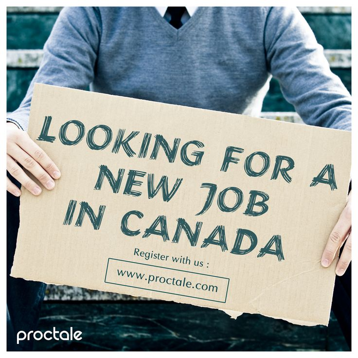 If you are searching for a new job in Canada then find the best job opportunities with reputed employers in #Canada on Proctale. Submit your resume and we shall get back to you.