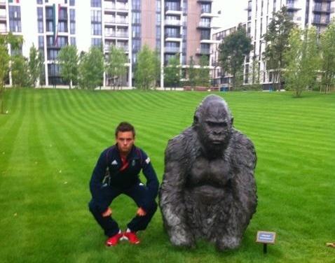 Tom Daley - London Olympics 2012: Hilarious athlete Twitter photos - NY Daily News