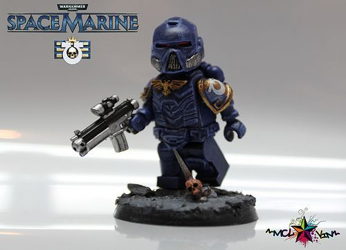 Necessary Space marine toys matchless message