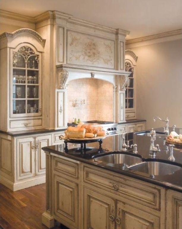 Habersham cabinets | Inspirational KITCHENS | Pinterest ...