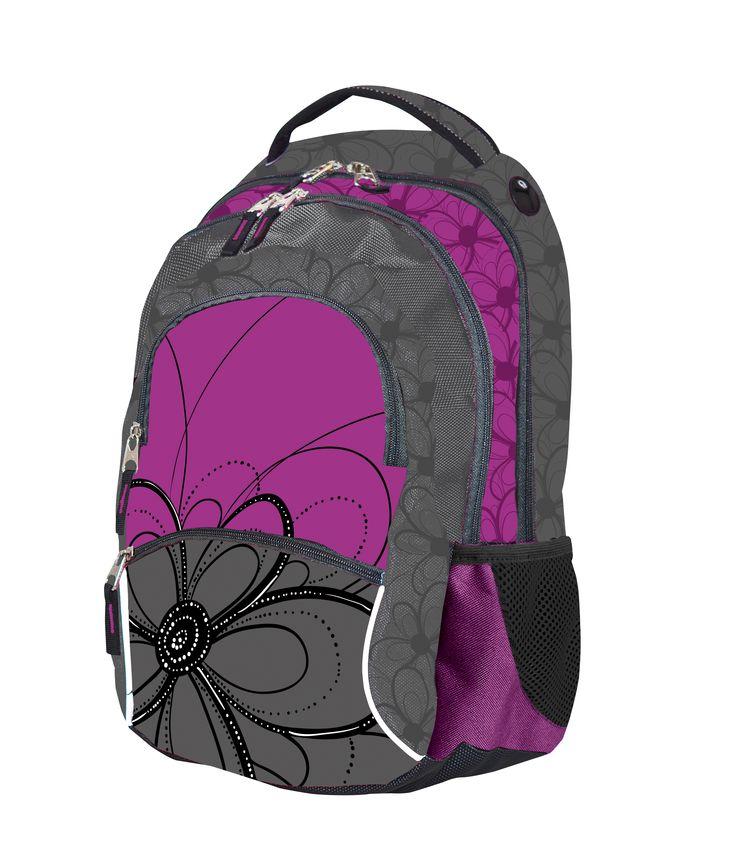 School Bag Violet/ Školní batoh Violet