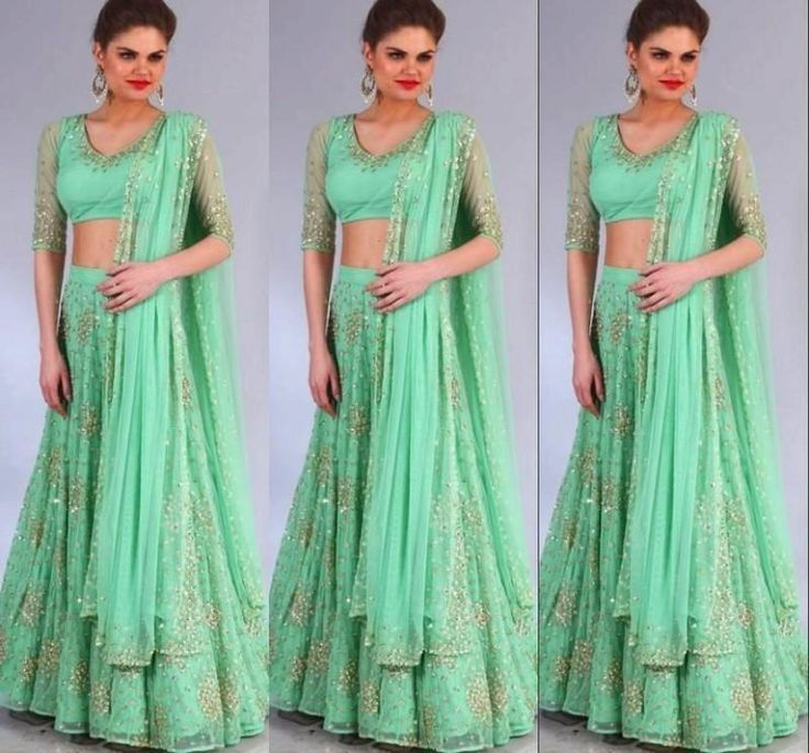Two Pieces Green Indian Prom Dresses 2016 A Line V Neck 1/2 Long Sleeves Gold Sequins Beaded Arabic Abayas Middle East Dresses 2015 Prom Dresses Prom Gowns 2015 2016 Prom Dresses Online with $309.38/Piece on In_marry's Store | DHgate.com