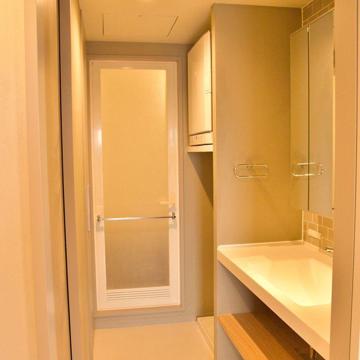 サンワカンパニー/乾太くん/ガス乾燥機/バス/トイレのインテリア実例 - 2017-03-29 10:09:08 | RoomClip(ルームクリップ)