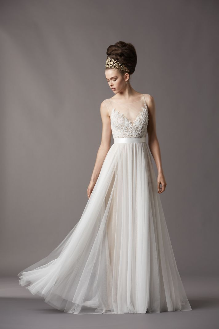 Watters Bridal Gowns Fall 2013 Wedding Dress