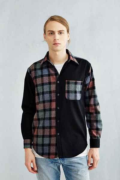Pendleton lodge button down shirt mens apparel for Awesome button down shirts