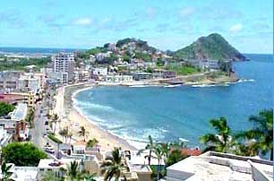 Mazatlan we spent the day there on our way home from Puerto Vallerta during on our Mexican Riviera cruise