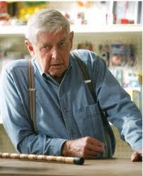 Jackson Gibbs is the father of Leroy Jethro Gibbs.  NCIS TV SERIES (Portrayed by Ralph Waite)