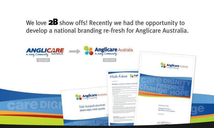 Anglicare Australia - Brand refresh