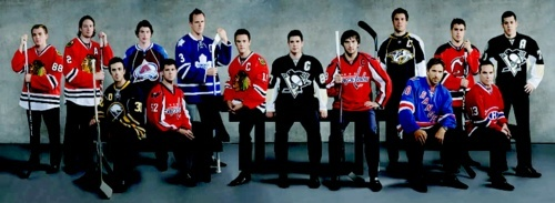 hockey... hockey
