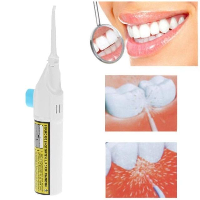 1pc Portable Plastic Oral Irrigator Cleaning Tooth Dental