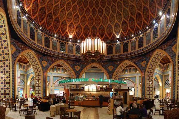 Ibn Battuta Mall/ドバイ