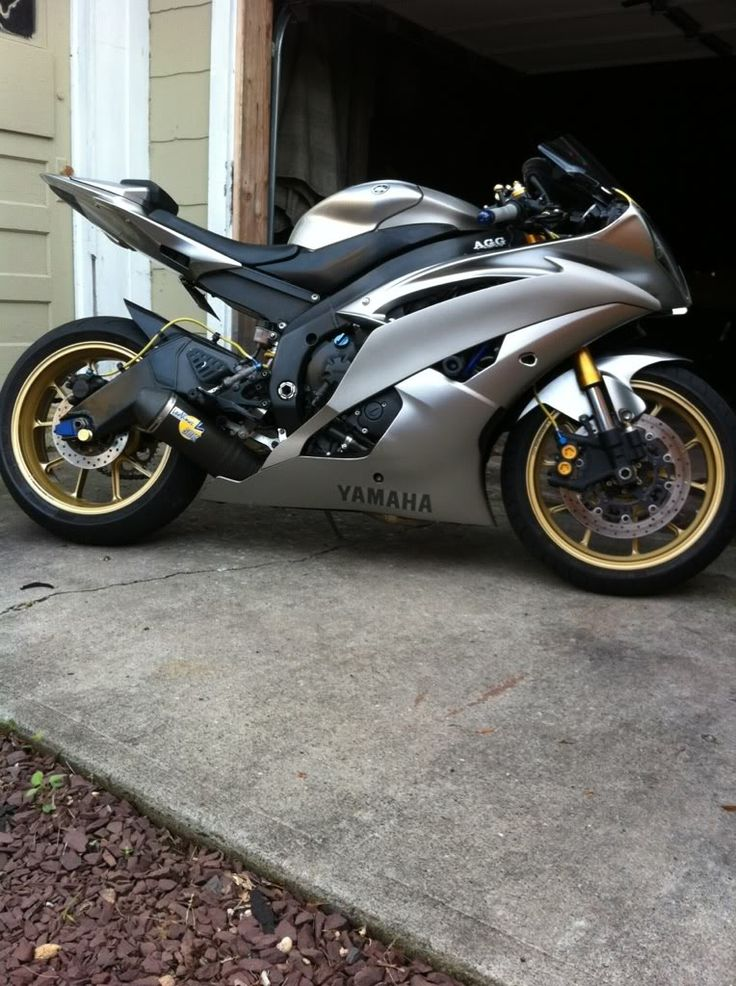 August ROTM Voting Thread - Yamaha R6 Forum: YZF-R6 Forums