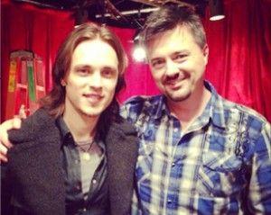 Local Christian artist Mark Smeby lands 'Nashville' scene with Jonathan Jackson (Video)