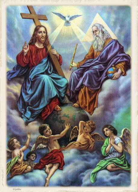 Jesús el Tesoro Escondido: Fiesta de la Santisima Trinidad