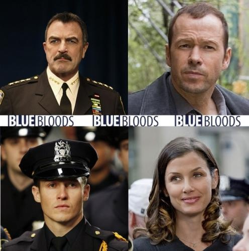 Blue Bloods:The Reagan's.  I AM READY FOR THE NEW SEASON!!!!