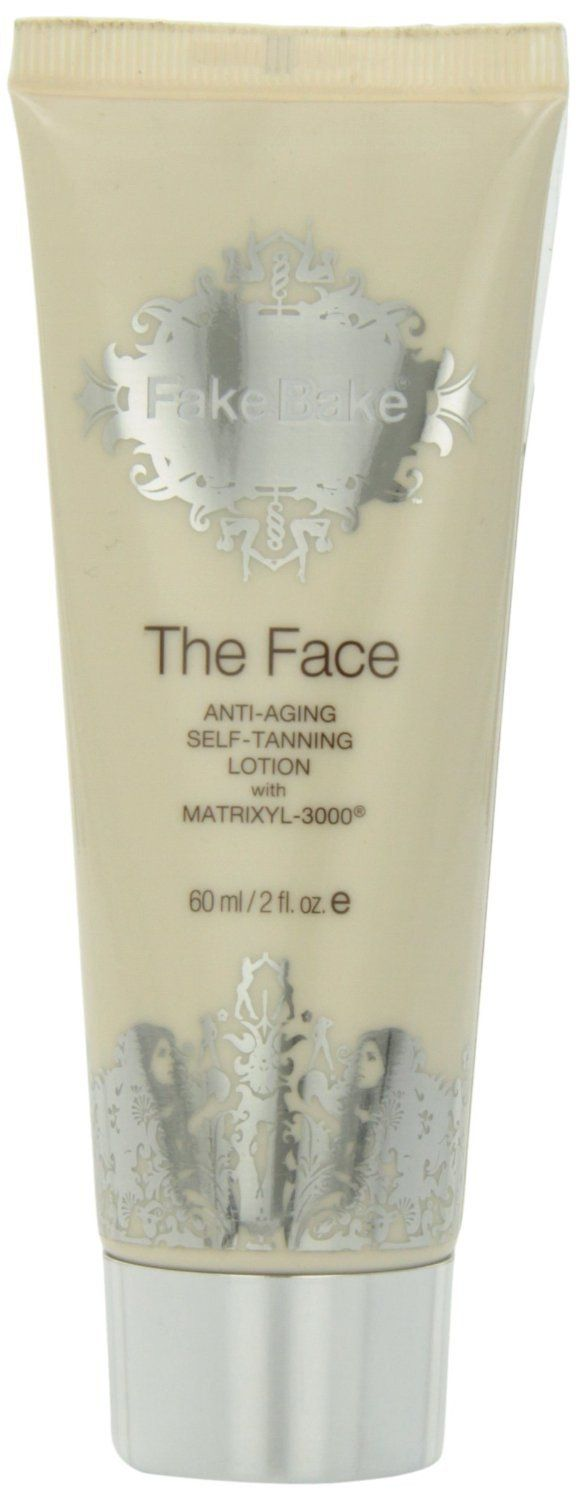 FAKE BAKE FACE TANNING LOTION 2 OZ