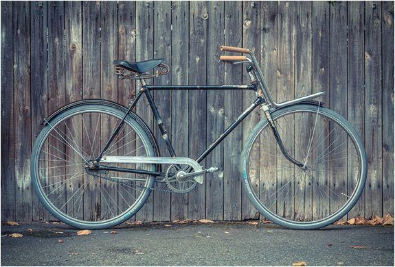 Vintage fietsen van Le Velo zijn stuk voor stuk kunststukken 9